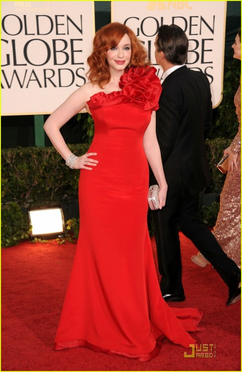 Christina Hendricks, can I just marry you right now?