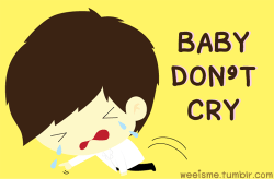 BABY DON'T CRY<br /><br /><br /><br /><br />  #wesupportdaesung <br /><br /><br /><br /><br />