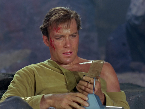 Kirk to Enterprise, time to order another gross of my shirts.