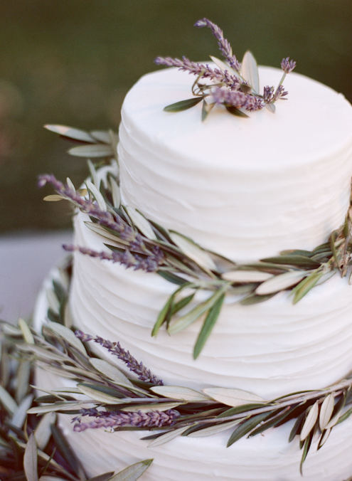 Lavender and Olive Cake