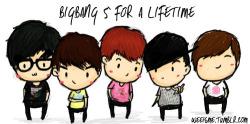 BIGBANG 5 FOR A LIFETIME