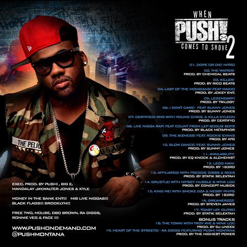 When PUSH! Comes To Shove Vol. 2