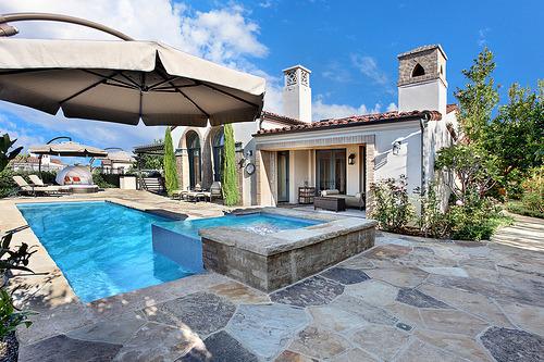 luxury Dream Home dream house luxurious backyard grand-casa • on Dream House Backyard id=84103