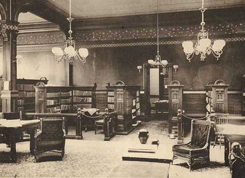 Library (1880ies)