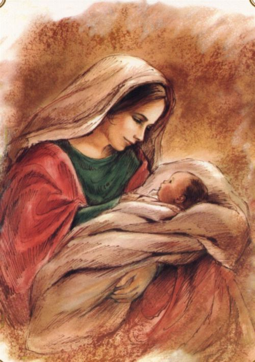 Muitos, mandados por Deus a este mundo, infelizes se entregam ao gozo dos bens terrenos. Não assim Maria. Conheceu que nosso único bem, nossa única esperança, nosso único amor, deve ser Deus.</p><br /><br /><br /><br /> <p> (Santo Afonso de Ligório)