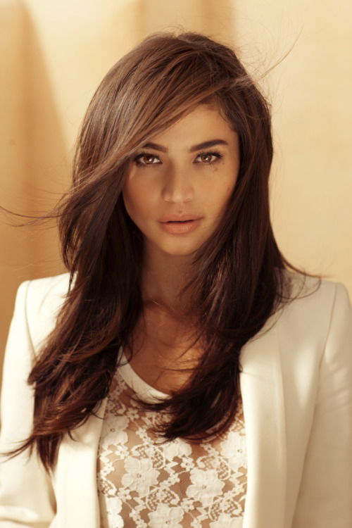 Anne Curtis Hairstyle And Hair Care Tips Women Hairstyle