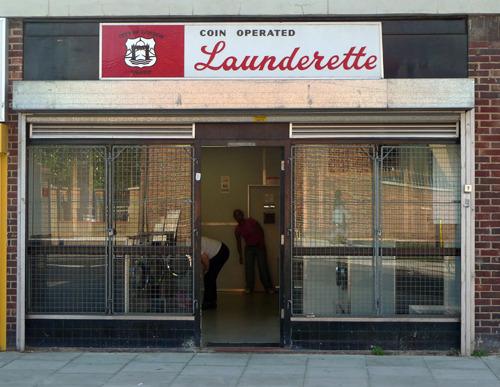 Launderette, Plaistow Lane E15