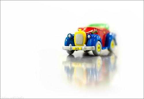 colorfull car