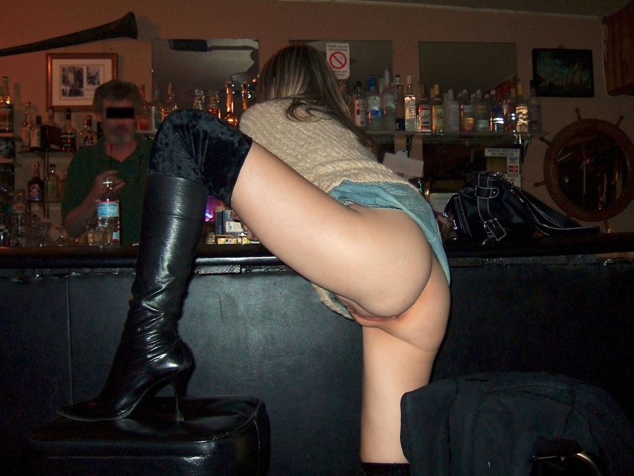 Very Hot girls dressed slutty in public