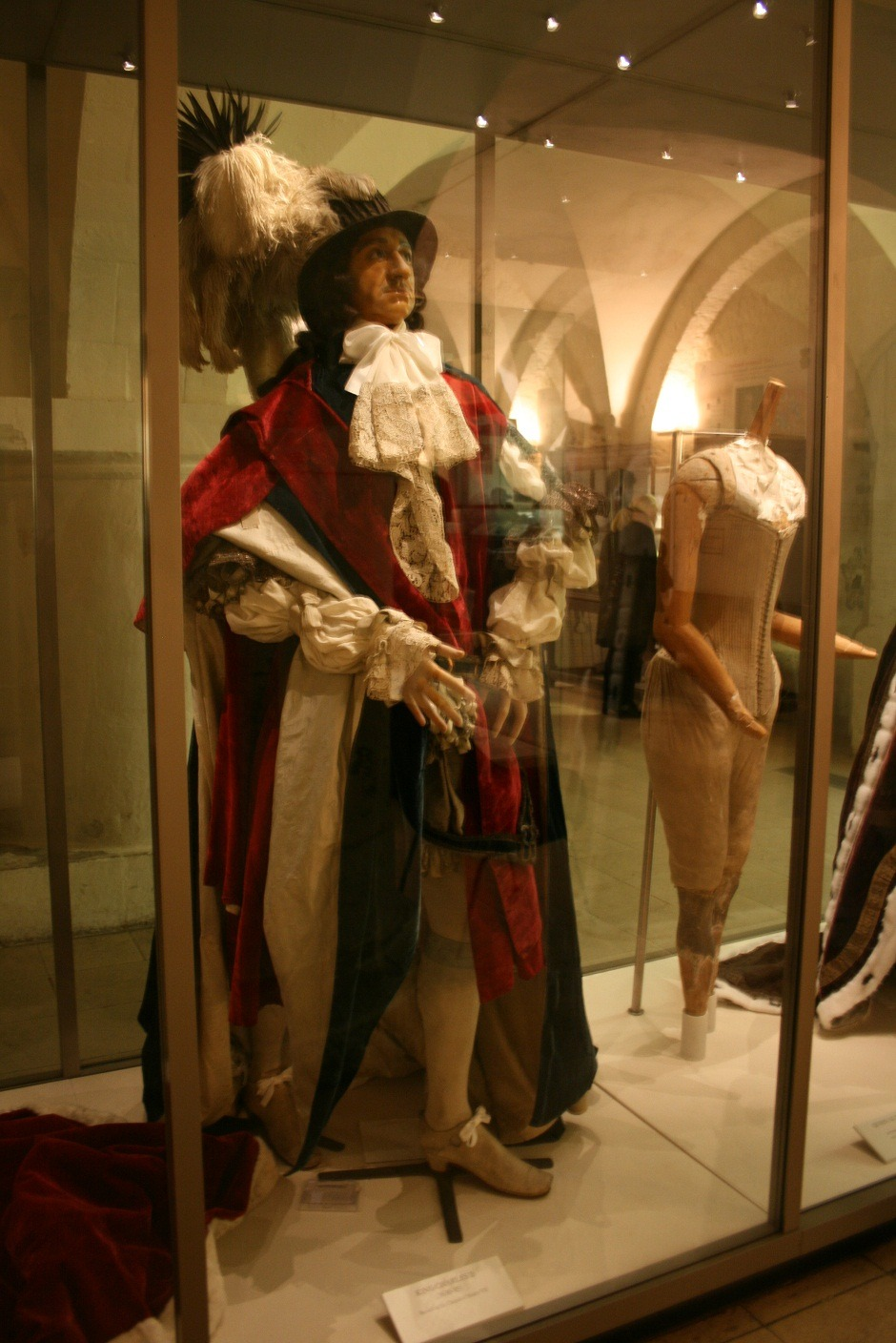The Stuarts Wax Funeral Effigy Of King Charles II And The