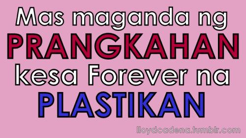 Kaibigan Quotes Na Tagalog Plastic