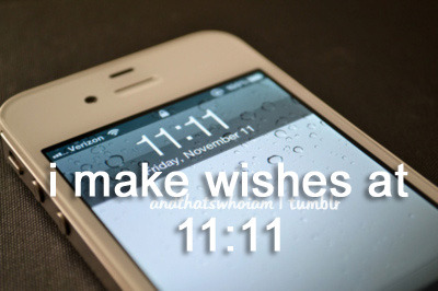 wishes 1111