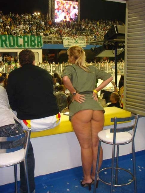nudity at sporting events