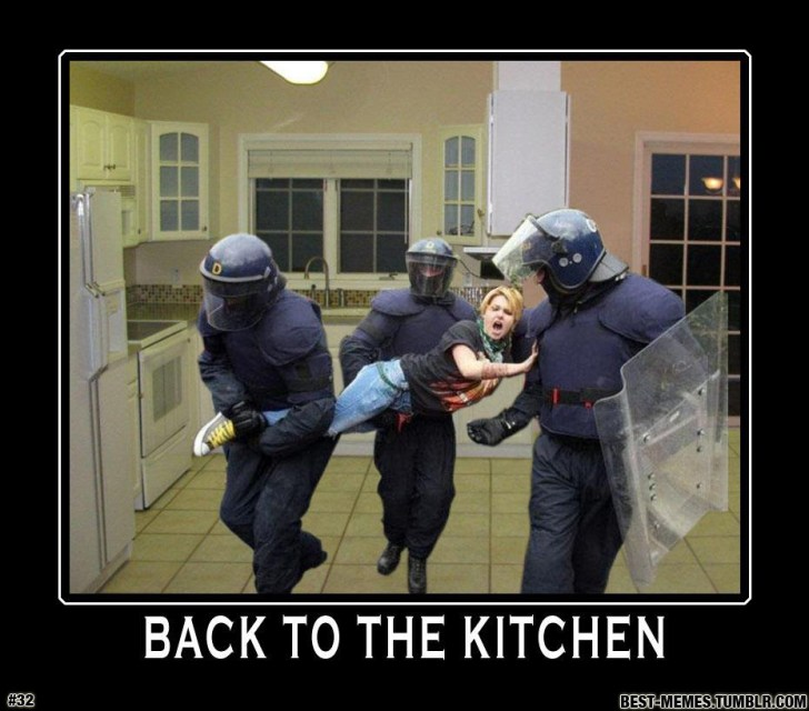 Best Memes Feb 20th 2012 Kitchen Stressfree