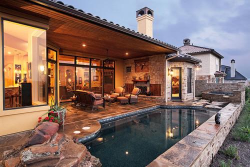 Home dream luxury rich Dream Home house dream house pool ... on Dream House Backyard id=16940