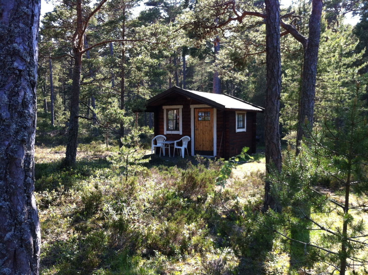 A Summer House on Sandhamn, an island in the Swedish archipelago east of Stockholm.<br /><br /><br /><br /> Submitted and photographed by Victoria Roberts
