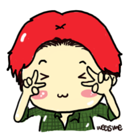 GD's Red Hair