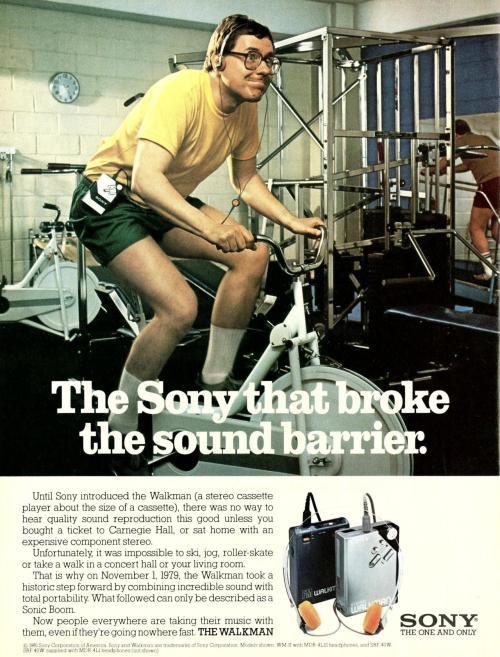 Before the iPod<br /> Newsweek, 1981