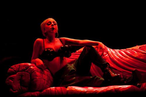 Lady Gaga on stage #6