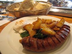 Traditional Catalunyan dish