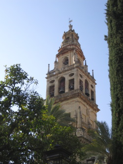 Córdoba's equivalent of our Giralda