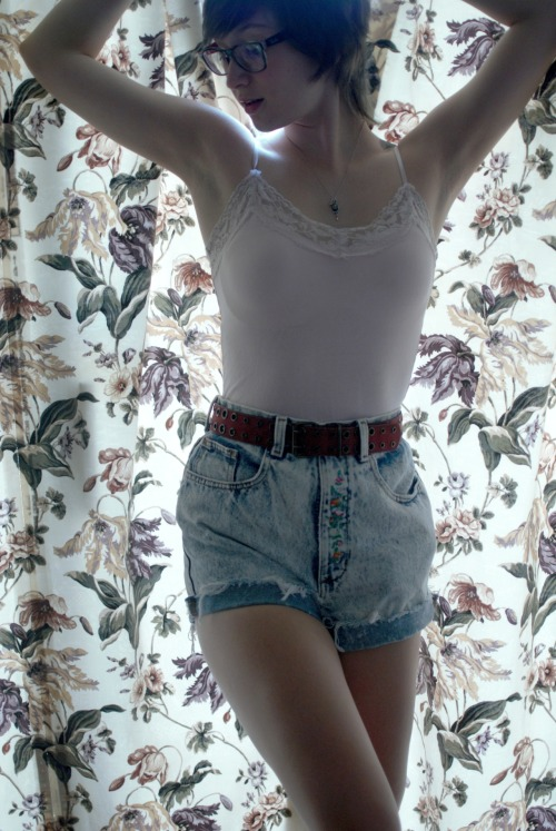 Short Brown Hair On Tumblr