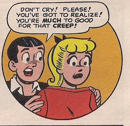 Reggie and Betty