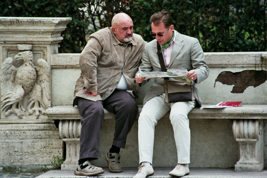 The Dandy Travelers, Rome, Italy, 2008 (film)