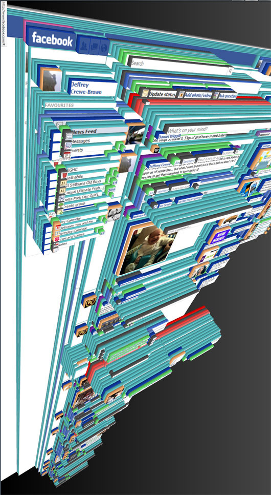 3d View in Firefox