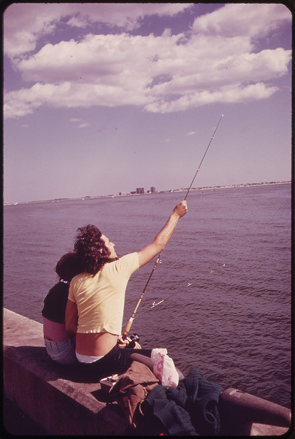 FIshing 1973