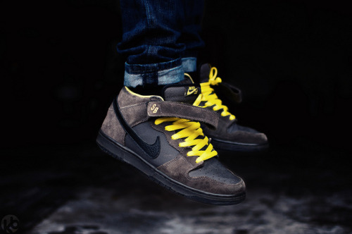 Dunk Mid Pro SB 'Batman' by Kacper Borowiec | kb photo, on Flickr
