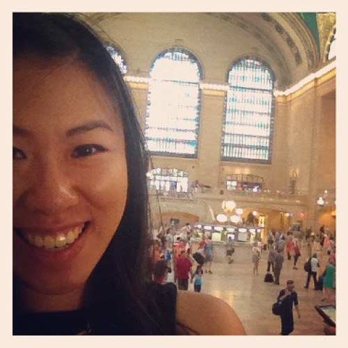 Finally!!! (Taken with Instagram at Grand Central Terminal)