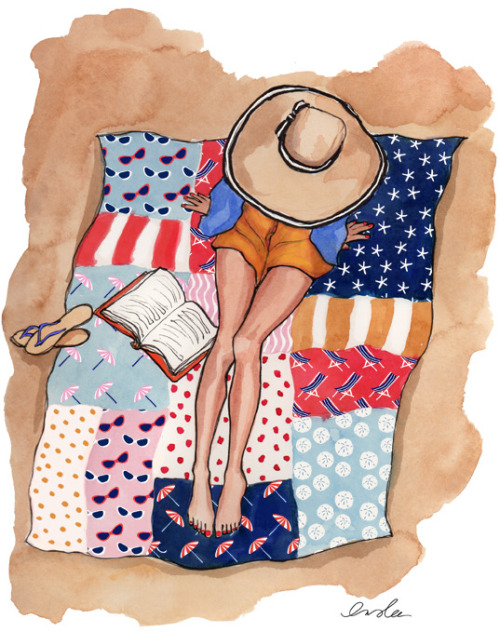 "Happy 4th of July!   ""Summer Stella"" by Inslee"