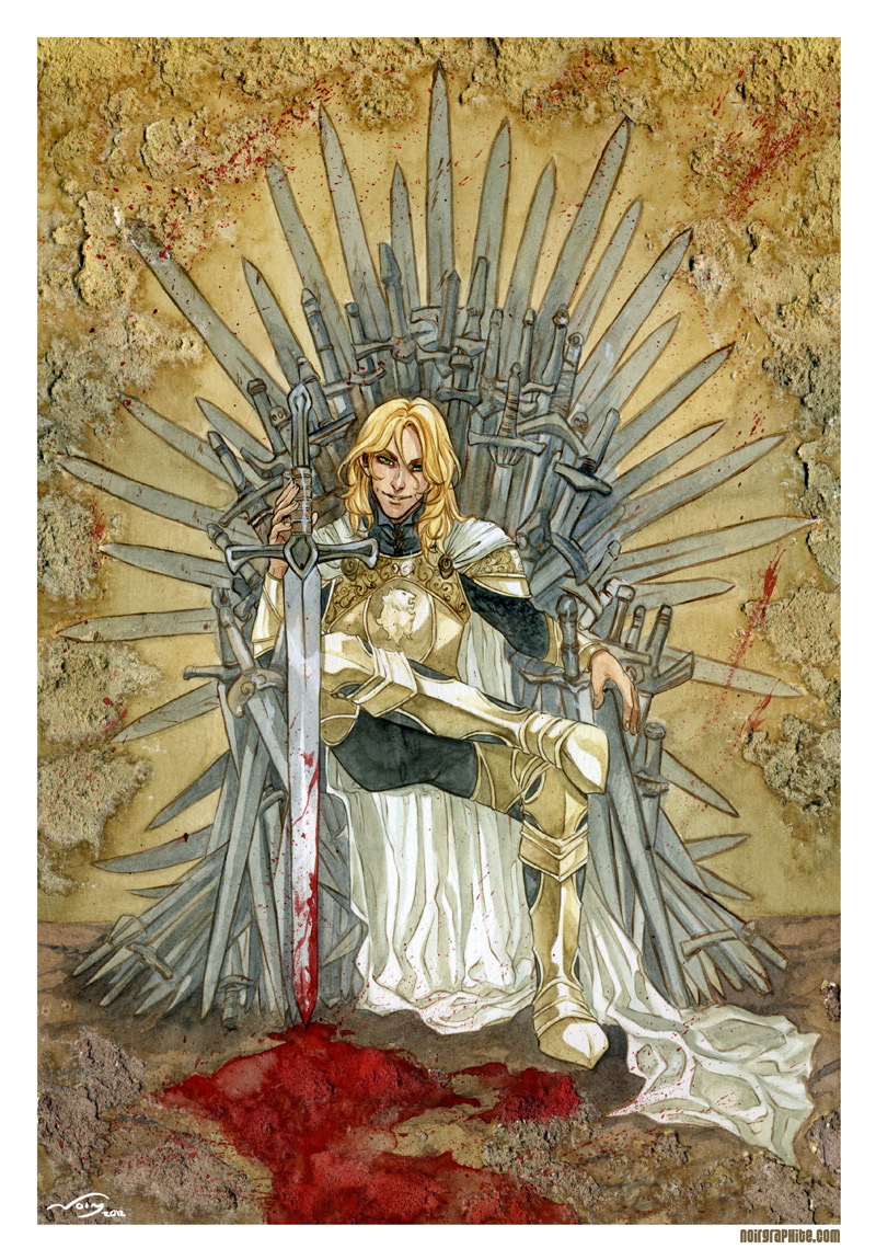 Jaime Lannister by =Noiry