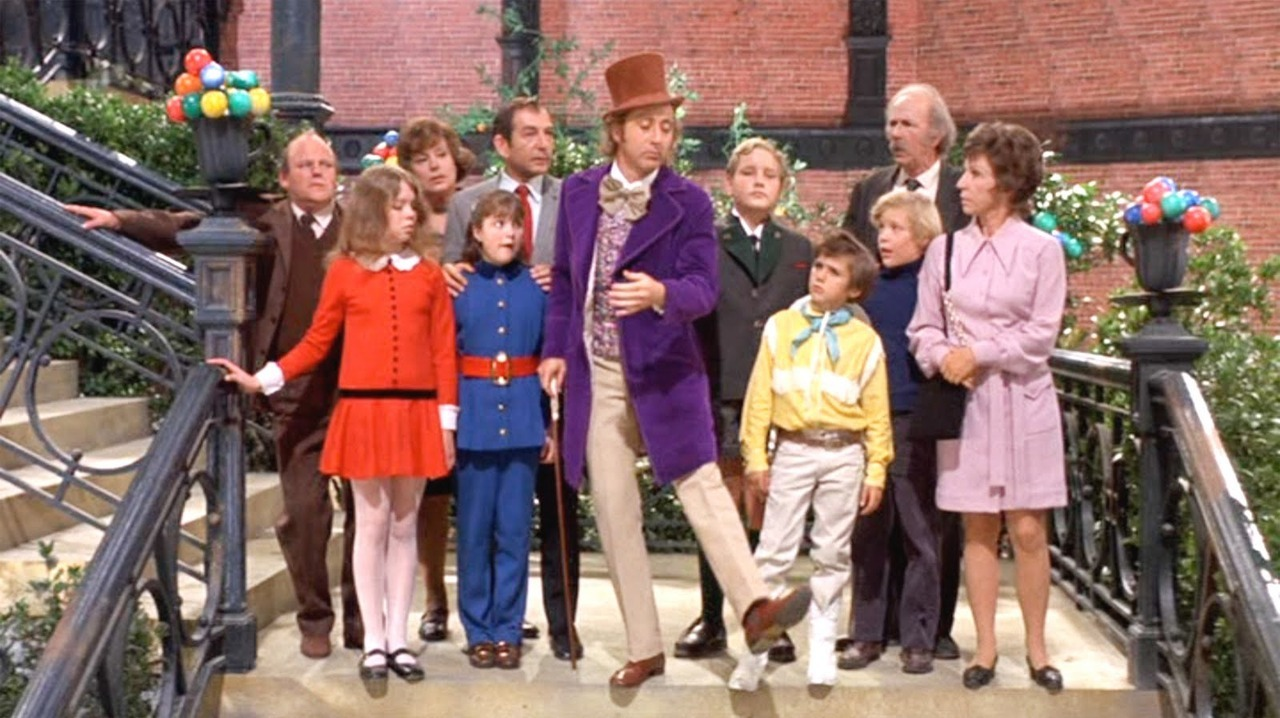 Image result for willy wonka and the chocolate factory
