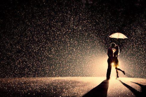Eu, você e o céu e a noite inteira pra amar….