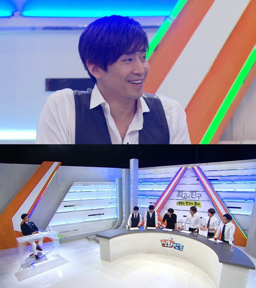 "Shinhwa's Eric and Lee Min Woo Want Lots of Babies  Shinhwa′s Eric and Minwoo have revealed their future plans for children. Airing on August 11, jTBC's Shinhwa Broadcast invited 50 men in their 20s and 30s to come judge which Shinhwa member would be the greatest friend for the 'Friendship Channel: The Greatest Friend' special.   In one of the many rounds of tests that Shinhwa had to go through, during the quiz section, a question about David Beckham and his three children came up. Special MC Son Bum Soo asked the Shinhwa members how they would express their feelings if a baby came into their lives. For Eric, he replied, ""The yut of my life."" Yut is a Korean traditional game played with four wooden sticks that allow a player to advance into different spaces on the board. ""I always wanted to have two boys and two girls,"" said Eric, as he explained the unique description. Lee Min Woo followed, saying that having children would be the 'Shinhwa' of his life. When the members asked if he plans on having six children, Min Woo replied, ""I think I can have six children.""With Korea's birthrate dropping, we welcome the fact that Eric and Min Woo are planning on having a large family.Shinhwa's baby plans and more will be revealed on jTBC on August 11 .  source: enewsworld"