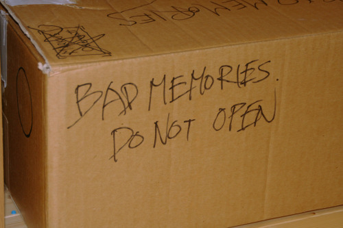 box bad memories do not open wdkymysedit makesyoustrange •