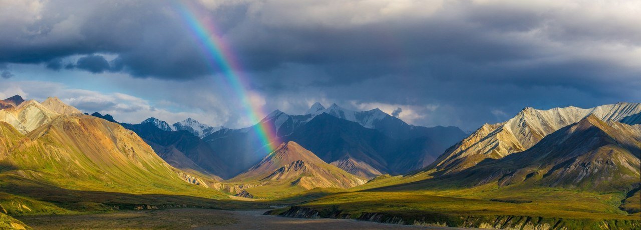 Interior Dept photo, America's Great Outdoors, Denali National Park and Preserve