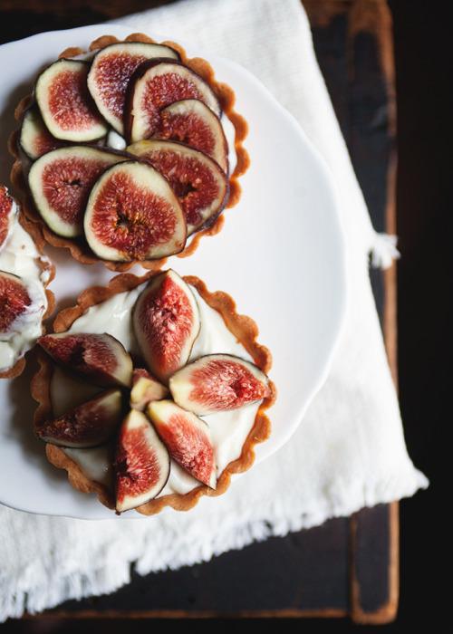 squaremeal:  (via Fresh Fig Tartlets» The Tart Tart)