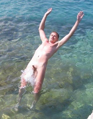 nude guy