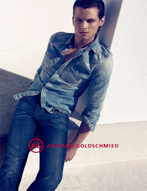 mensfashionworld:  Adriano Goldschmied Jeans Fall/Winter 2012 Campaign
