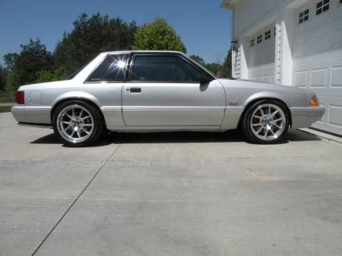 2001 Ford Mustang Gt Grey
