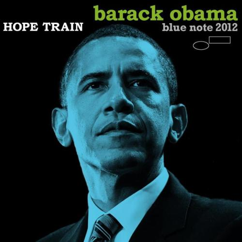 tumblr m9zy0he2401qmvhifo1 r2 500 Jazz For Obama 2012: The benefit concert and the mock album covers