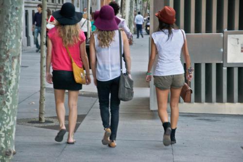 Street Style Madrid Serrano