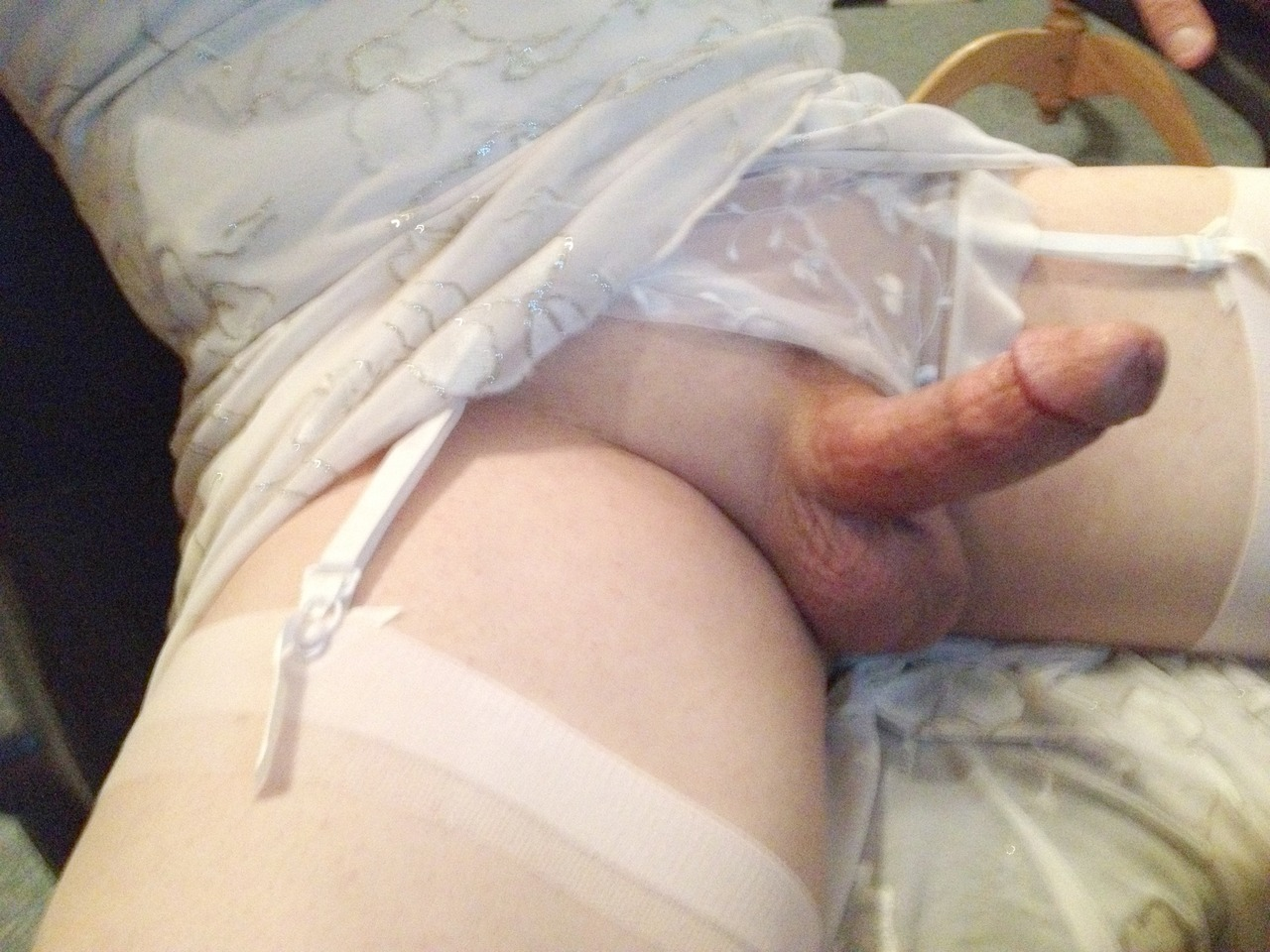 Maybe, as dress husband i sissy slut sorry, that