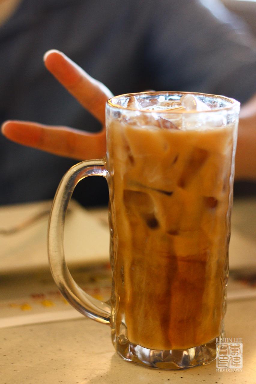 HK style milk tea 港式奶茶
