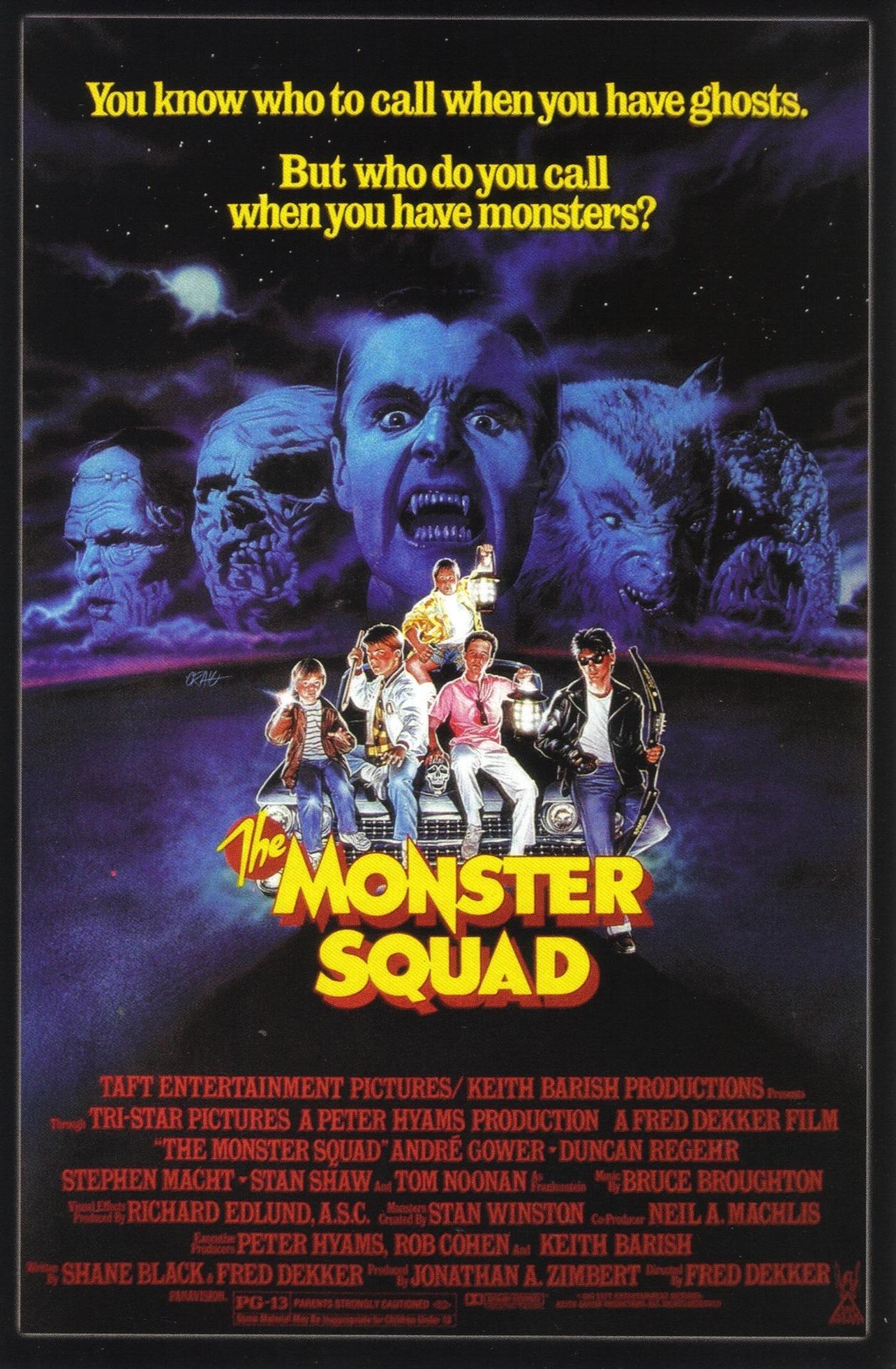 halloween horror overload! day thirteen – the monster squad (1987