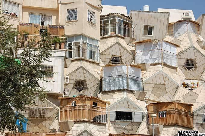 Honey Bee Hive House (Jerusalem, Israel)