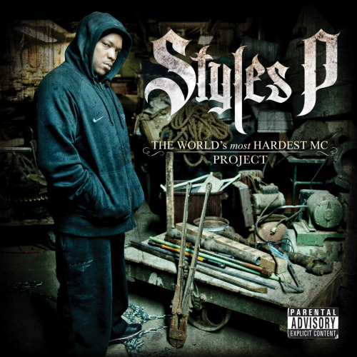 Styles P album cover I shot